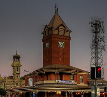 Broken Hill Icon by Rod Wilkinson