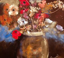 Just Flowers 2 by Ruth Palmer