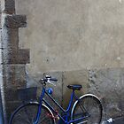 Bike in Florence by shilohrachelle