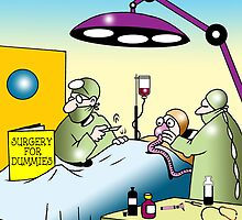 surgery for dummies by Mark  Lynch