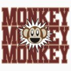 Monkey by Stevie B
