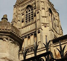 St Peter Mancroft Church by GilesJefferson