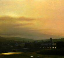 Barnstaple - Dawn 2009 by Simon Groves