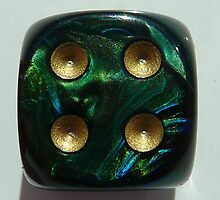 Jade scarab. by Onions