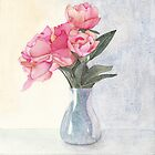 Pink Flowers For Mother&#x27;s Day by Ken Powers