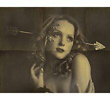 cupid Photographic Print
