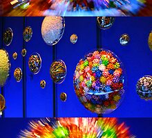 Tripping Colours. by Paula Bielnicka