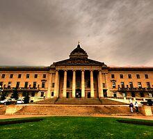 Manitoba Legislative by Larry Trupp