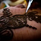 Henna, The Hand Art for the Indian Woman by Navin Thakur