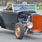 Hot rod -1 of May cortege by Paola Svensson