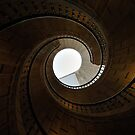 Galician spiral by Carlos Rodriguez