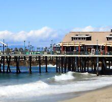 Redondo Beach Pier 1113 by eruthart