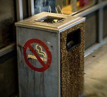 No smoking by Jose M Diaz