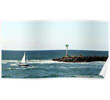 Sailboat 1161 Poster