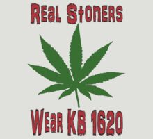 Real Stoners wear KB 1620 by Kyle Bustamante