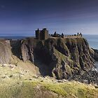 Dunnator Castle by Nigel Marshall
