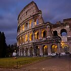 Colosseum  by Nigel Marshall
