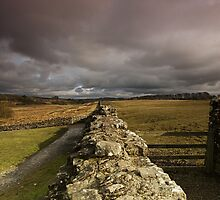 """Hadrians Wall"" by Nigel Marshall"