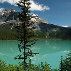 Emerald lake by JimSanders