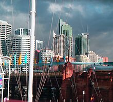 Sydney Before The Rain by Igor Shrayer