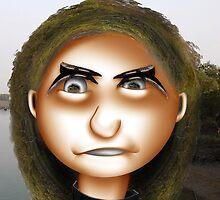 The Suffragist by GolemAura