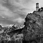 mountaintop belfry by savas