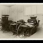 The Old Print Press by odarkeone