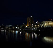 Adelaide Convention Centre by Peter Ede