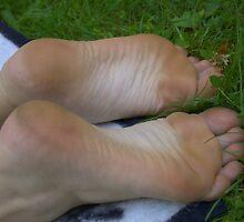 Summer Feeling II by foot-portrait