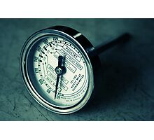 Meat Thermometer Photographic Print