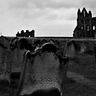 Whitby Abbey by Ashley Etchell