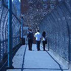 25th Street Footbridge by Danny Drexler