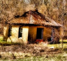 Left to Decay by Jimmy Ostgard
