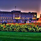 Buckingham Palace by G. Brennan
