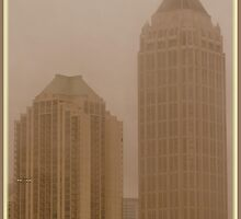 Atlanta in the rain 6 by EclecticImages