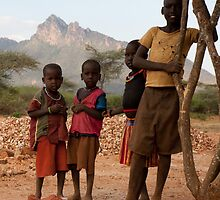 goodbye africa - for now by Dan A'Vard