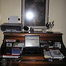 My Desk by Gregory John O&#x27;Flaherty