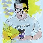 Self Portrait  by D's  Art