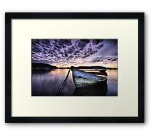 Tuesday Morning Framed Print