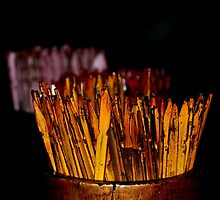 Fortune Sticks - Myanmar by worak