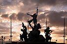Old San Juan Statue by JimSanders