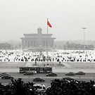 Beijing Tiananmen by Alexander Suen