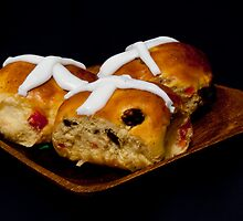 Hot Cross Buns by Sandra Dunlap