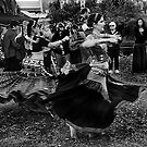 The Dancers by Gerijuliaj