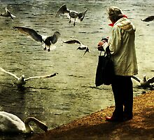 The Gull-Worshipper by © Kira Bodensted