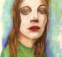 Fiona Apple by Christine Hirtescu