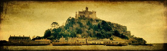 St Michael's Mount by Bob Culshaw