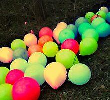 Balloon Freedom. by elliebree