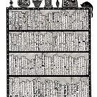 Bookshelf by Eli Helman