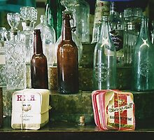 Bar Glass by AuntieJ